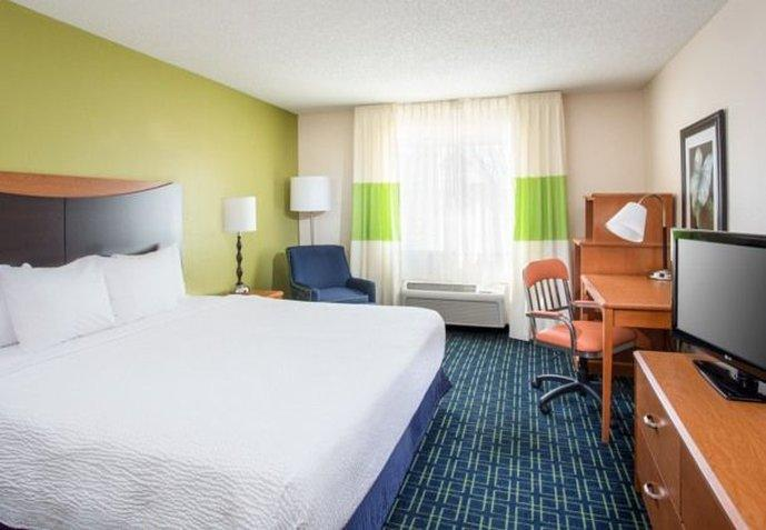 ‪Fairfield Inn & Suites Dallas Plano‬
