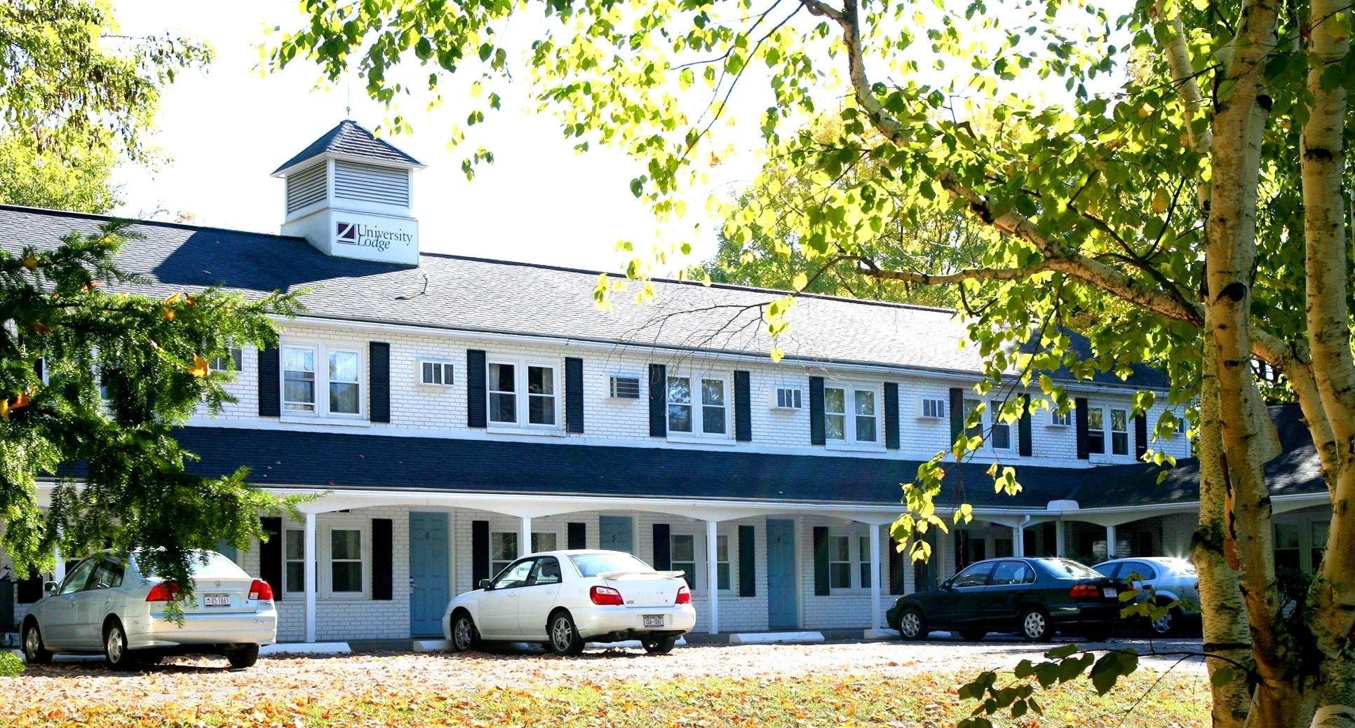 University Lodge in Amherst