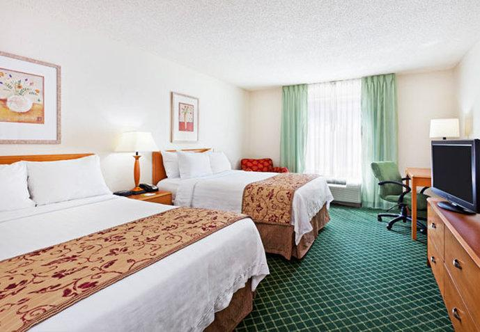 Fairfield Inn and Suites Austin - University Area