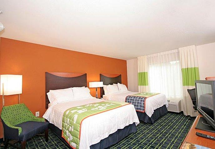 ‪Fairfield Inn & Suites Asheboro‬
