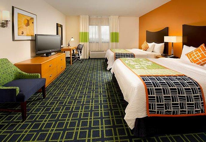 Fairfield Inn & Suites Miami Airport South
