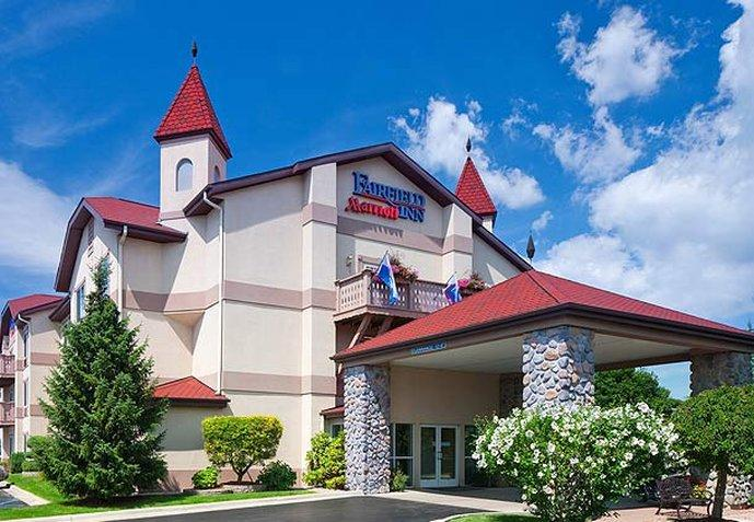 ‪Fairfield Inn Frankenmuth‬