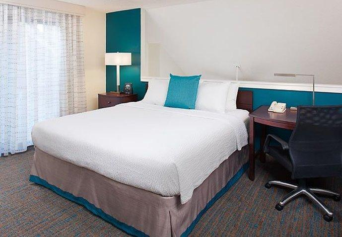 Marriott Residence Inn Seattle North / Lynnwood Everett