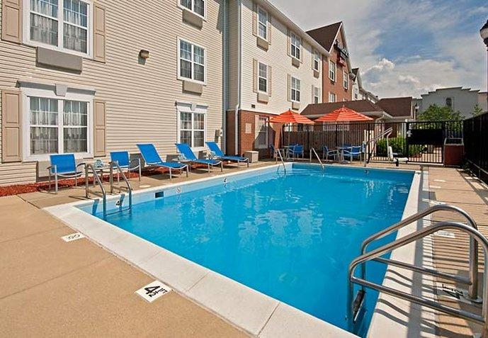 ‪TownePlace Suites Bloomington‬