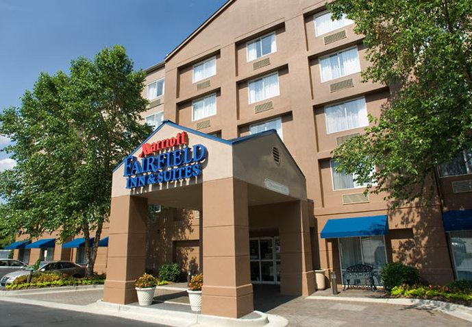 ‪Fairfield Inn & Suites Atlanta Perimeter Center‬