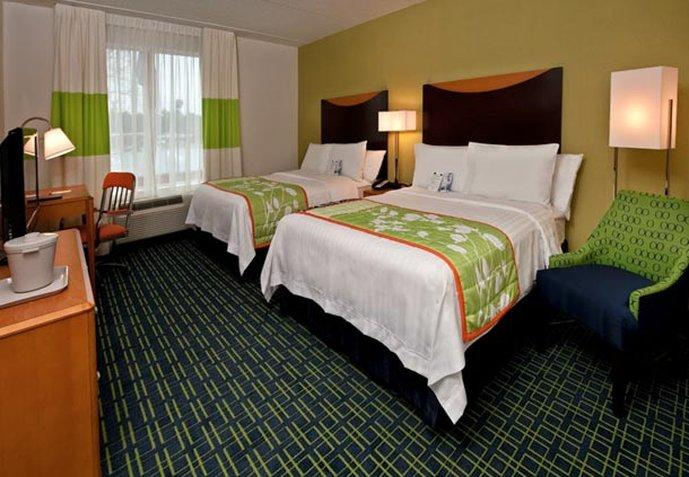 Fairfield Inn & Suites Wilmington / Wrightsville Beach