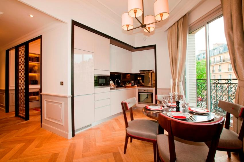 Citadines Suites Arc de Triomphe Paris