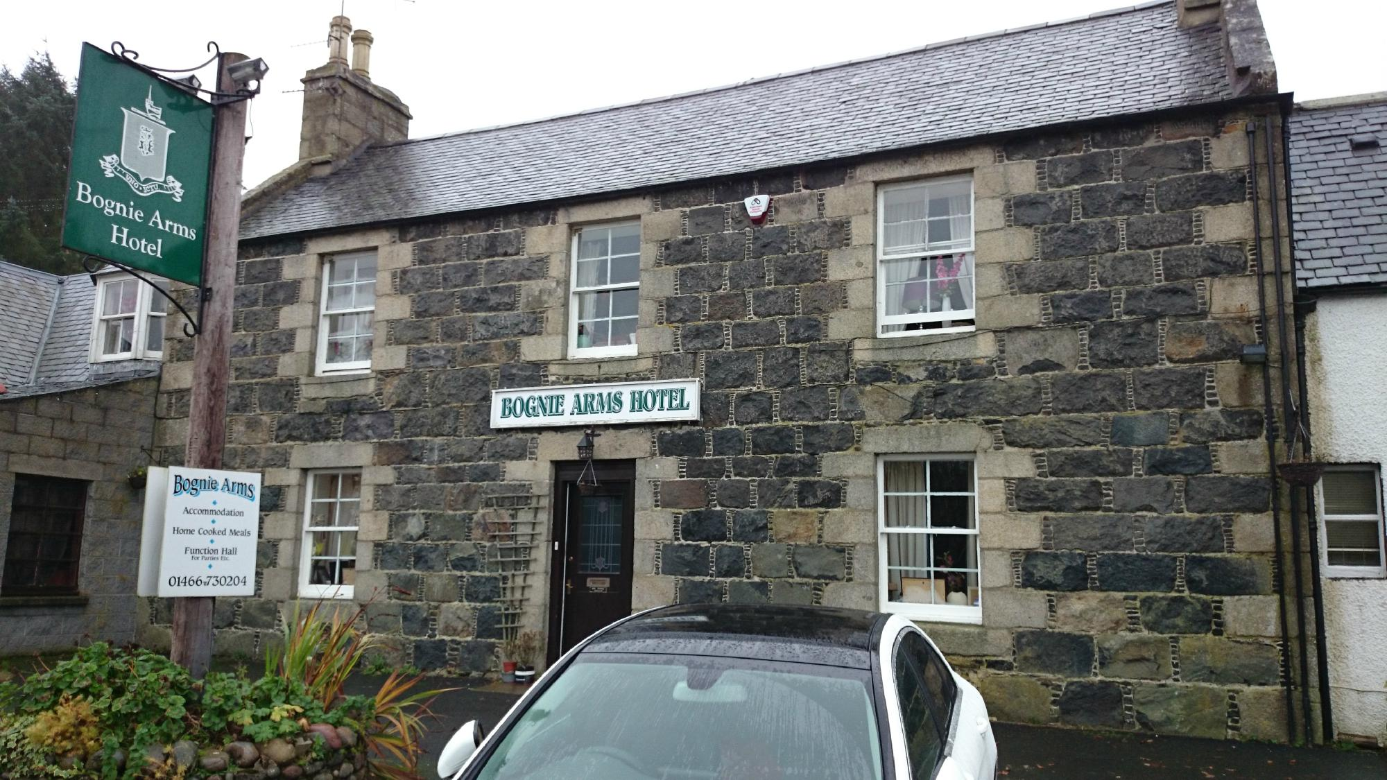 Bognie Arms Hotel