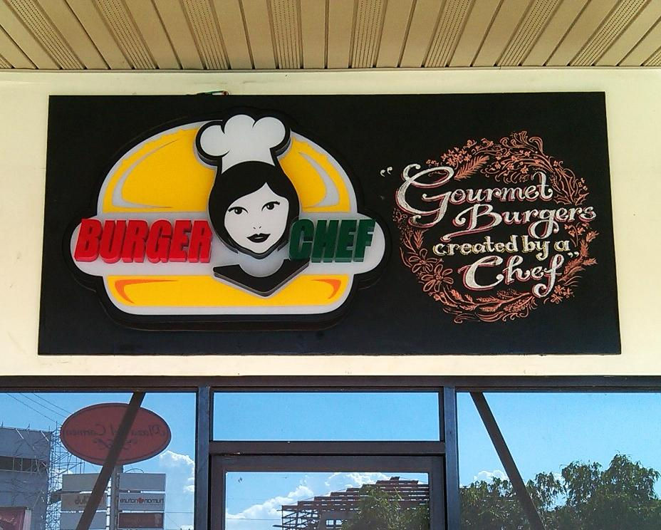 Burger Chef Restaurant