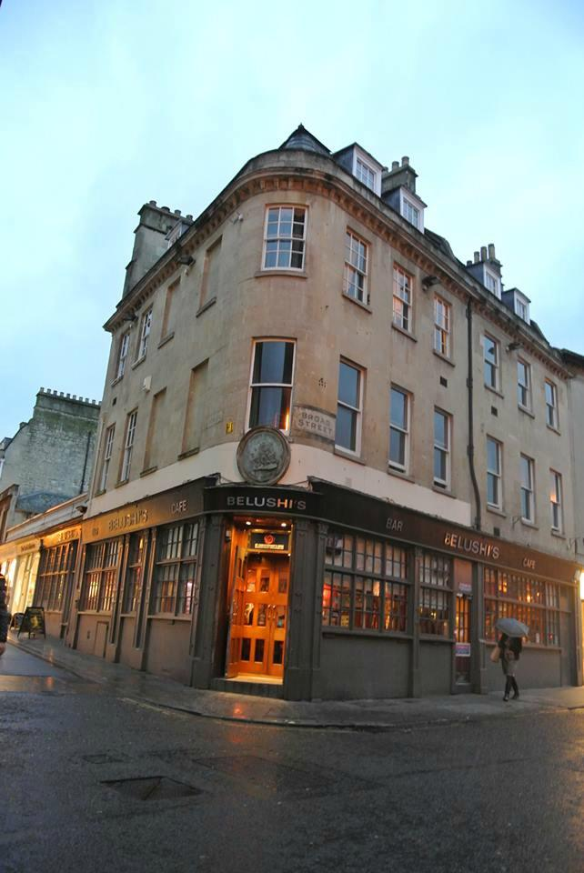 St Christopher's Inn Bath