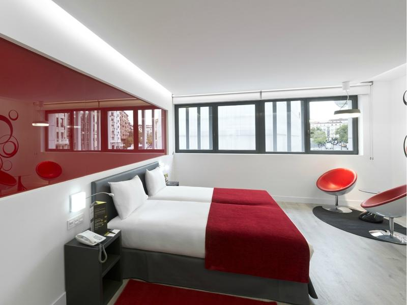 Exe central hotel madrid ve 37 opiniones y 29 fotos - Exe central madrid ...