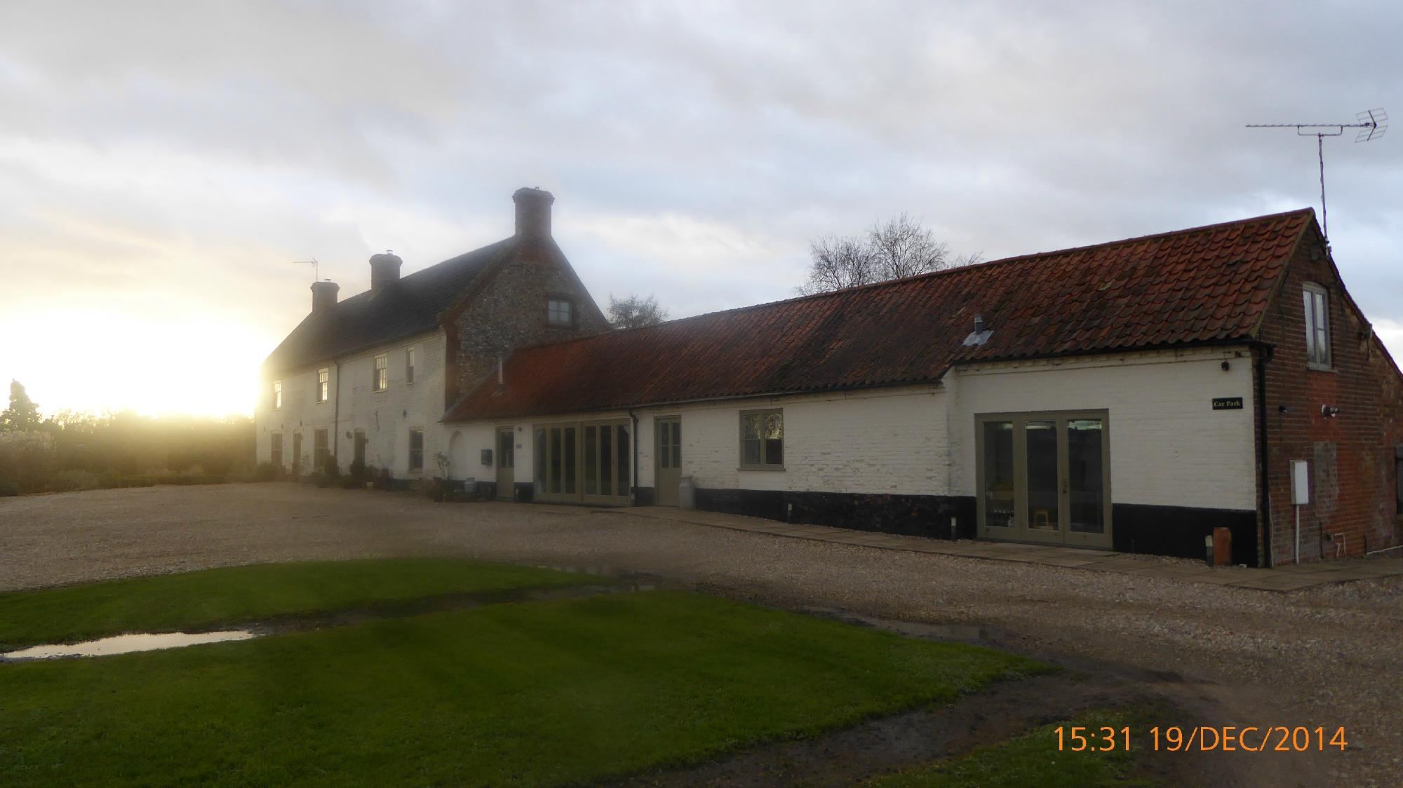 Jex Farmhouse