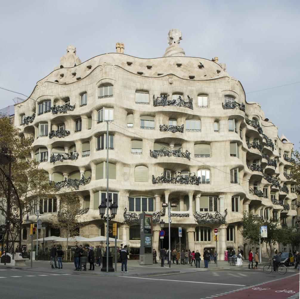 La Pedrera (Barcelona, Spain): Hours, Address, Tickets & Tours, Point of ...