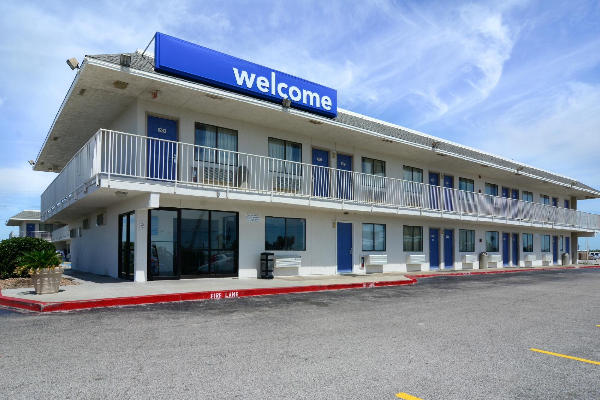 Motel 6 Galveston