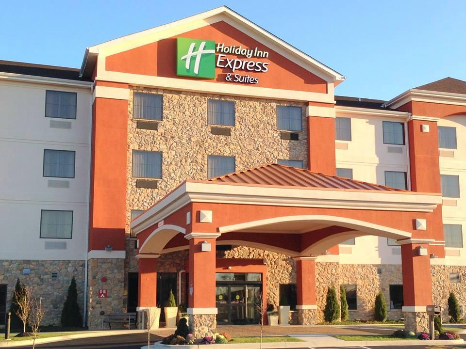 Holiday Inn Express & Suites-University Area