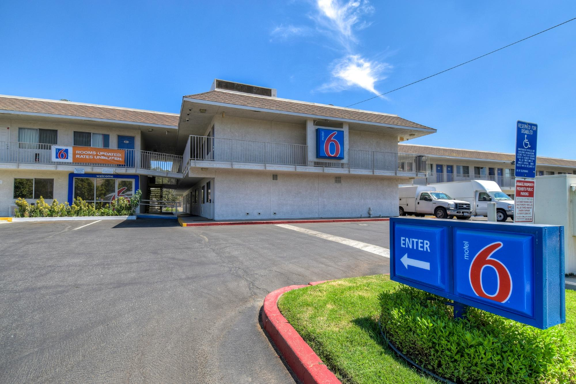 Motel 6 Riverside West- Jurupa Valley