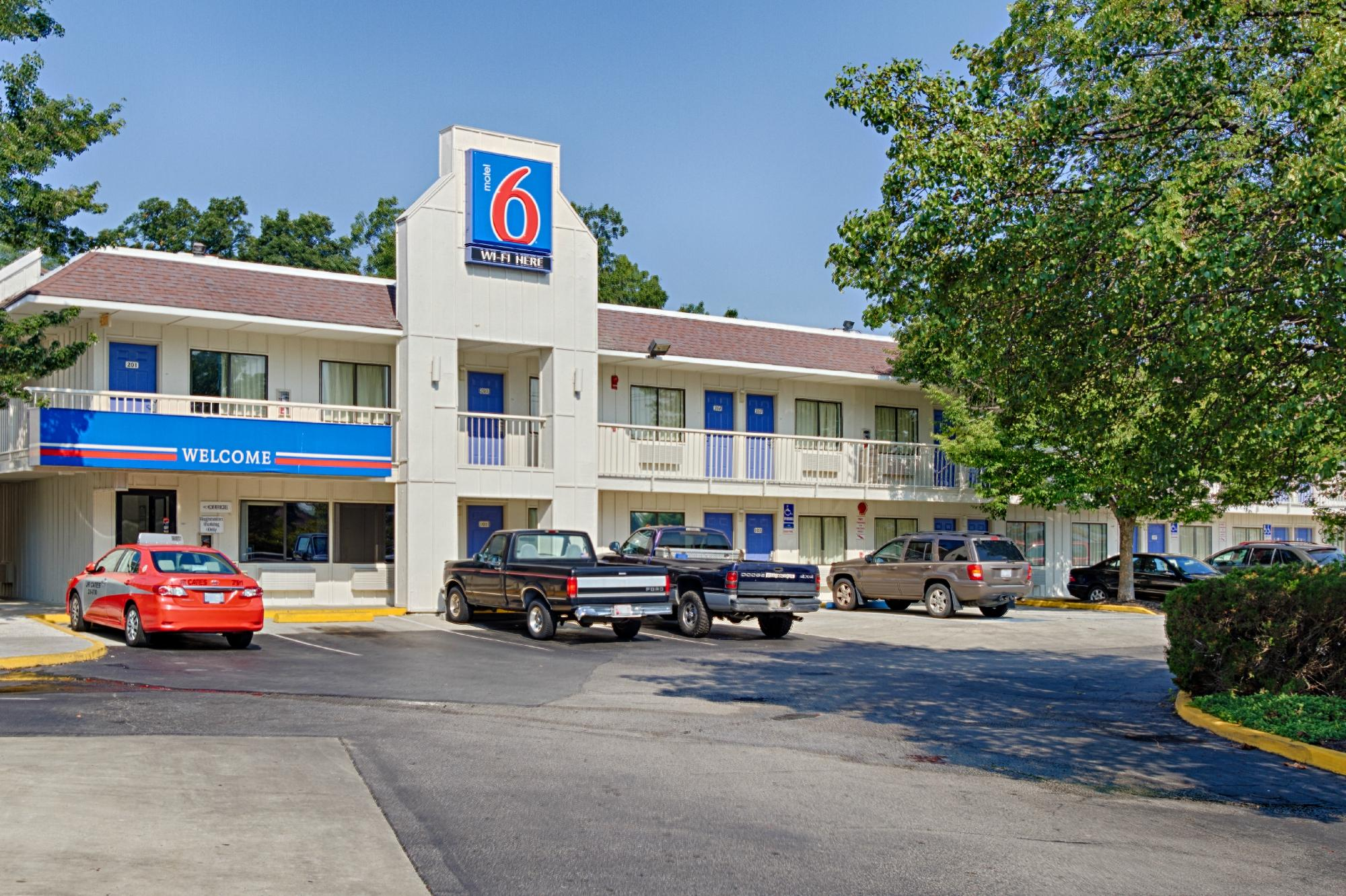 Motel 6 Washington DC Northeast - Laurel
