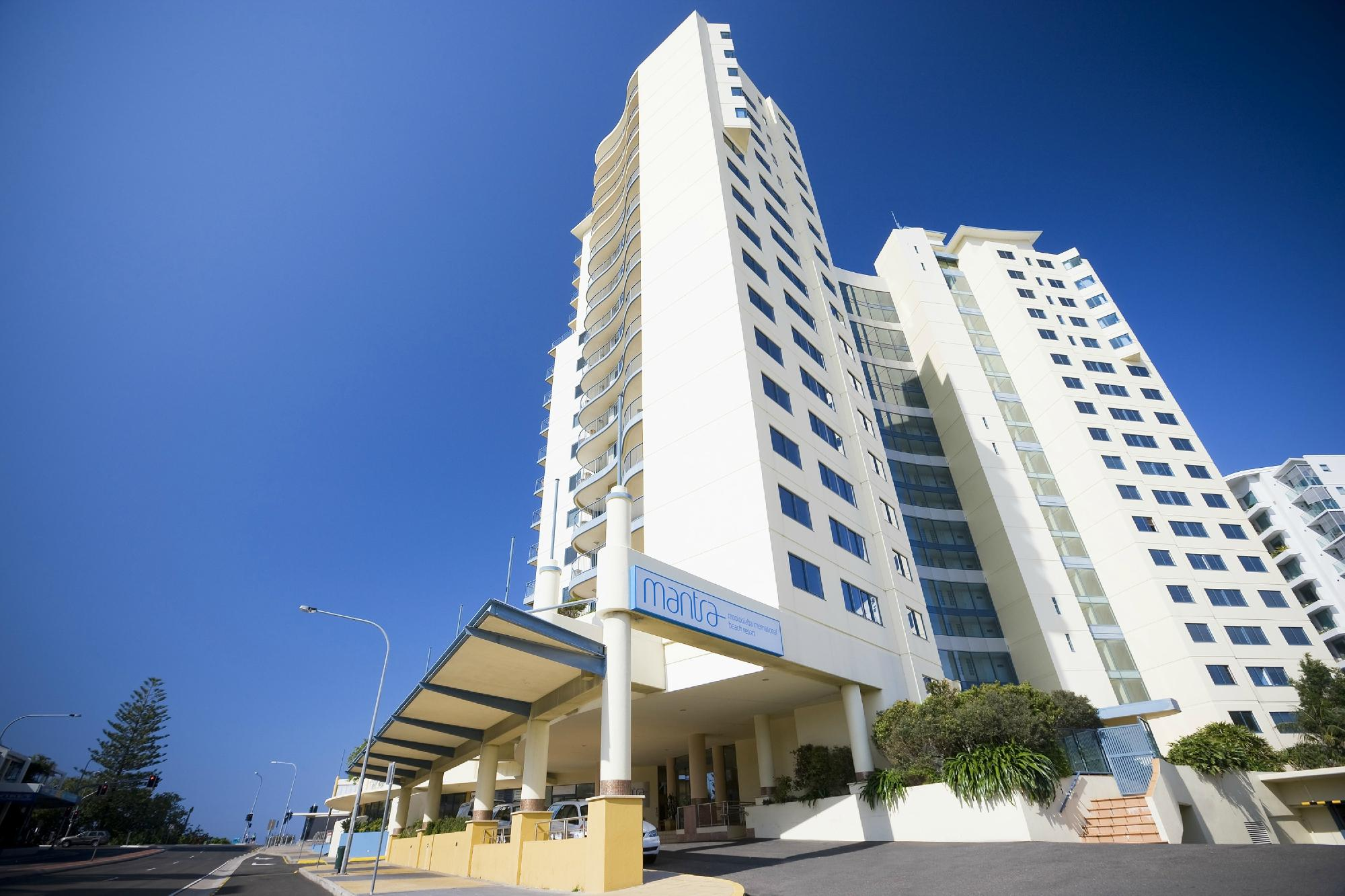 Mantra Mooloolaba Beach Resort