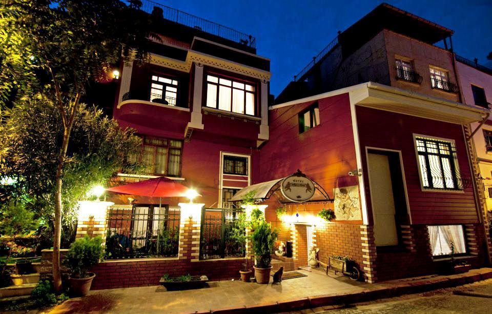 Angel's Home Hotel