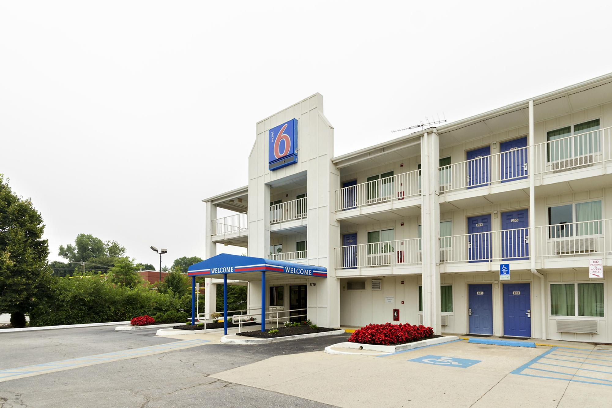 Motel 6 Baltimore - BWI Airport