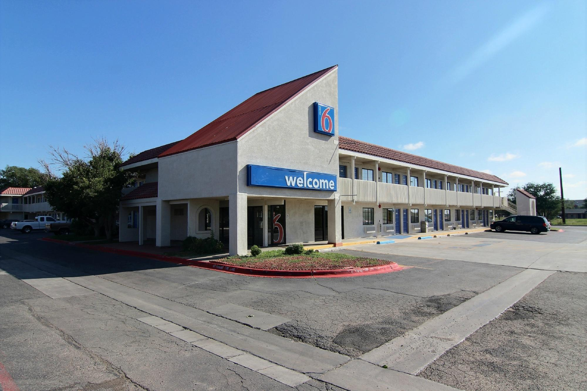 Motel 6 Amarillo Airport