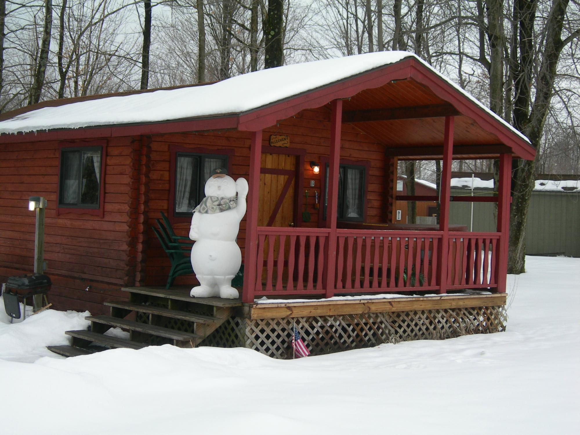 Forest Ridge Campground & Cabins