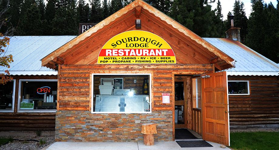 Sourdough Lodge