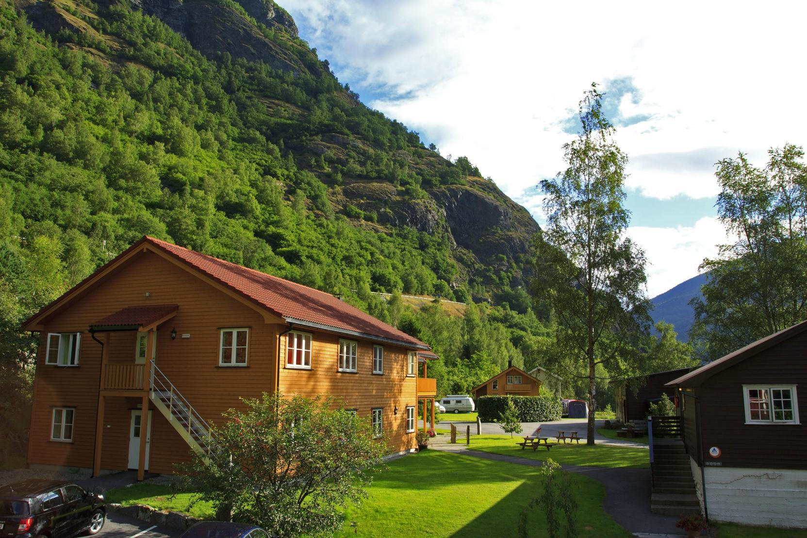 Flam Camping and Youth Hostel