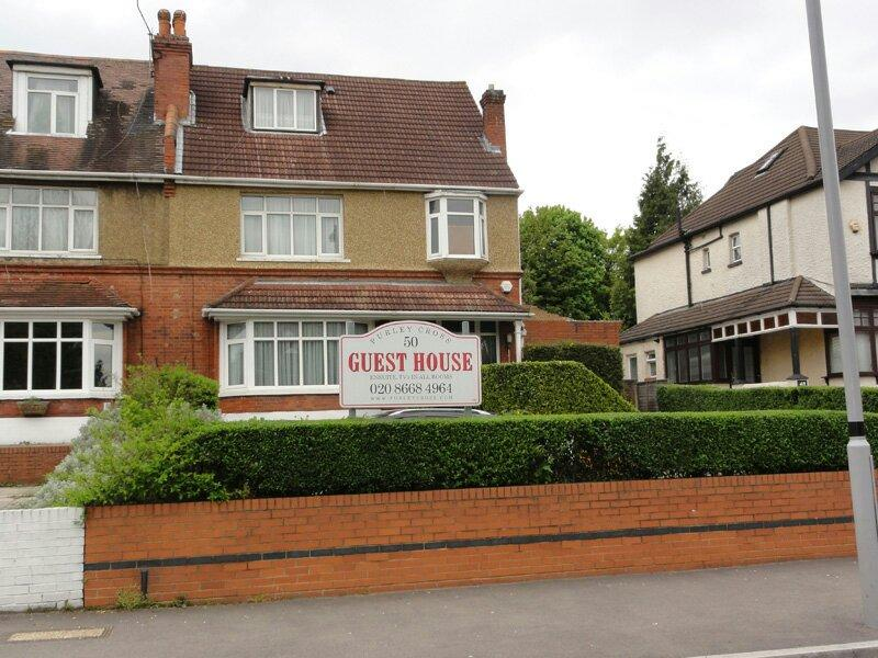 Purleycross Guest House