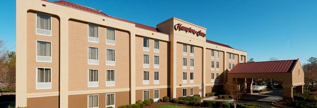 Hampton Inn Columbia Lexington