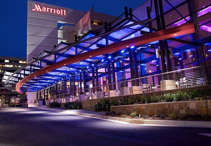 ‪Atlanta Marriott Buckhead Hotel & Conference Center‬