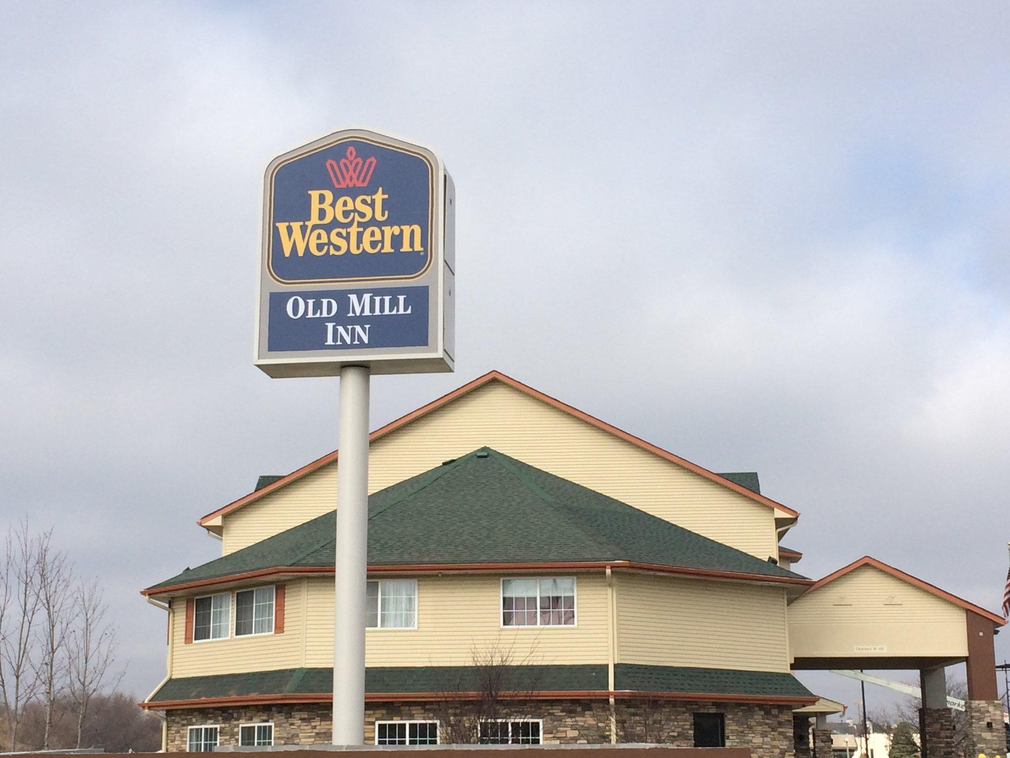 BEST WESTERN Old Mill Inn