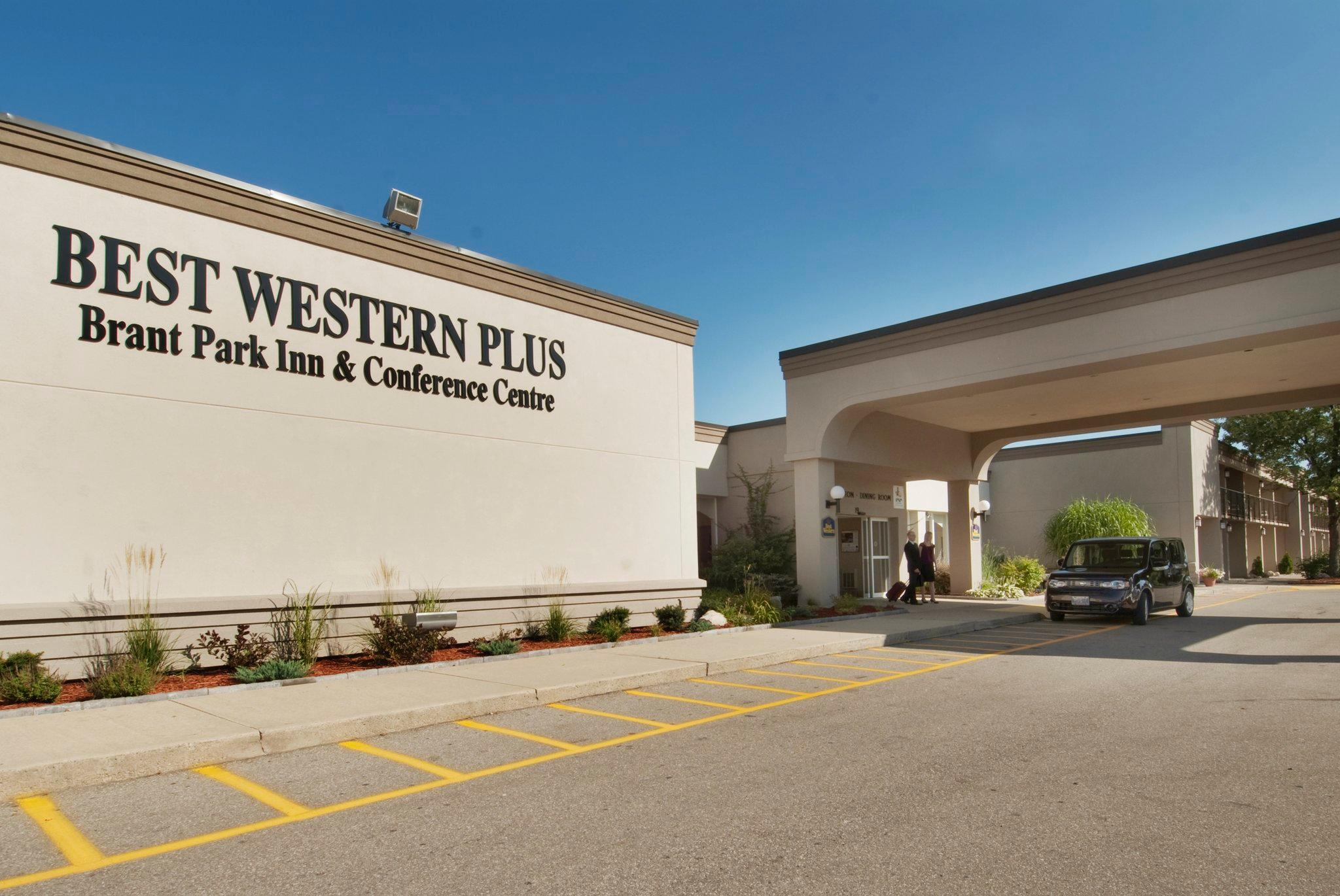 BEST WESTERN PLUS Brant Park Inn & Conference Centre
