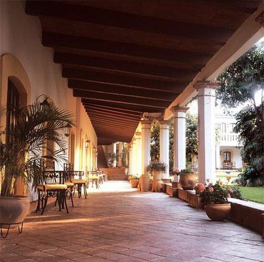 Hacienda Los Laureles-Spa