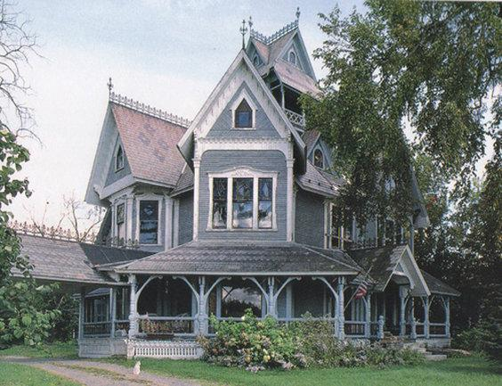 ‪Grey Gables Mansion‬