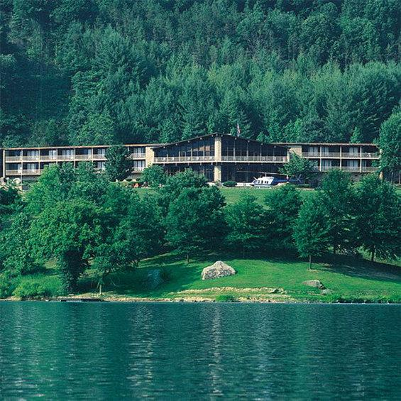 Buckhorn Lake State Resort
