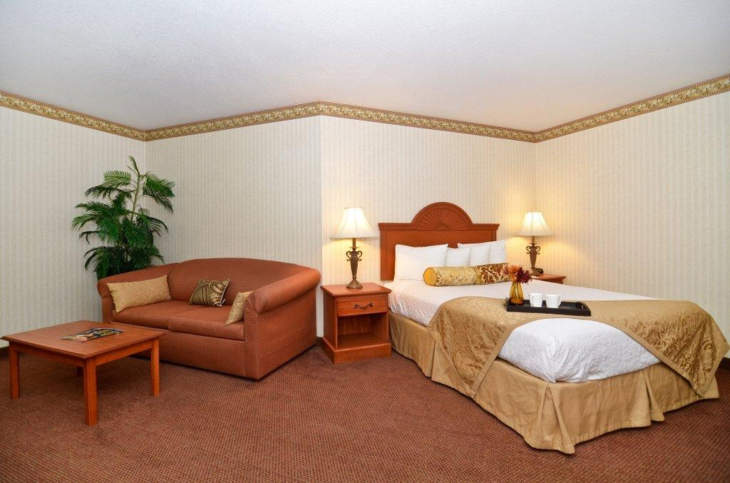 BEST WESTERN Inn & Suites At Discovery Kingdom
