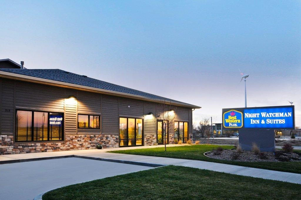 BEST WESTERN Plus Night Watchman Inn & Suites