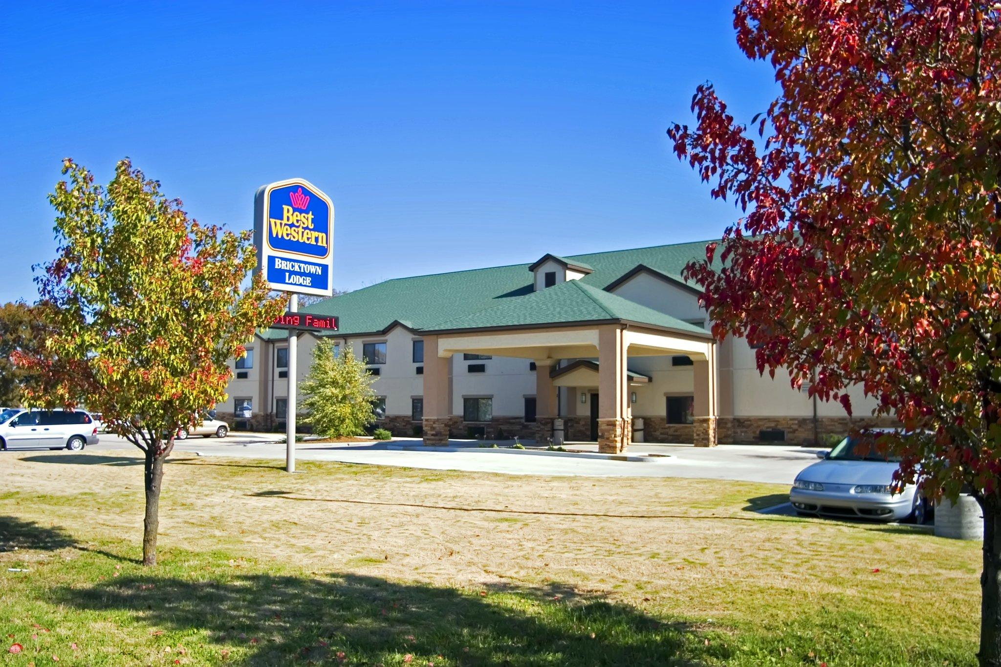 BEST WESTERN Bricktown Lodge