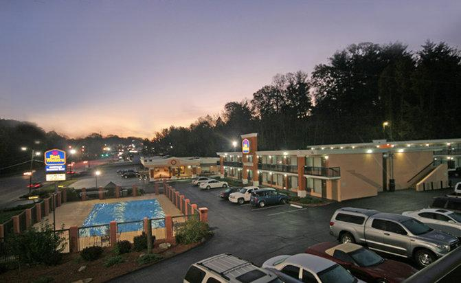BEST WESTERN of Asheville B