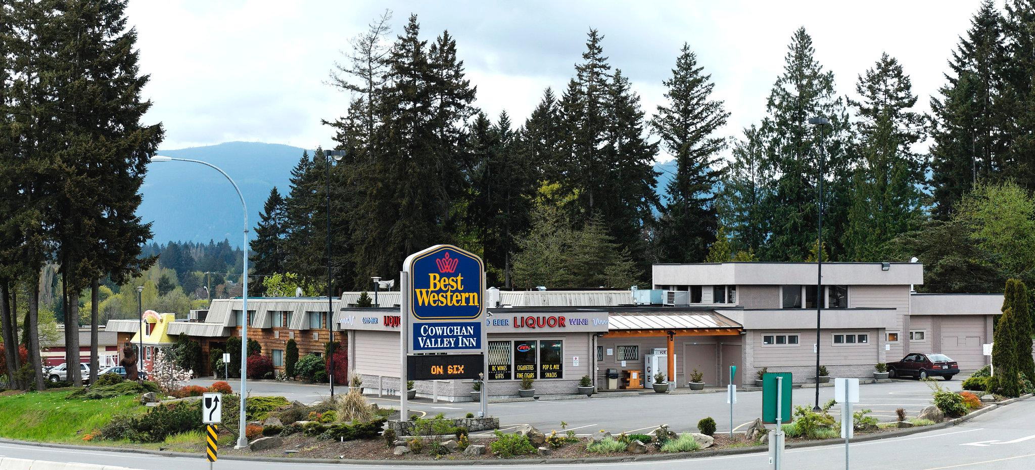 BEST WESTERN Cowichan Valley Inn
