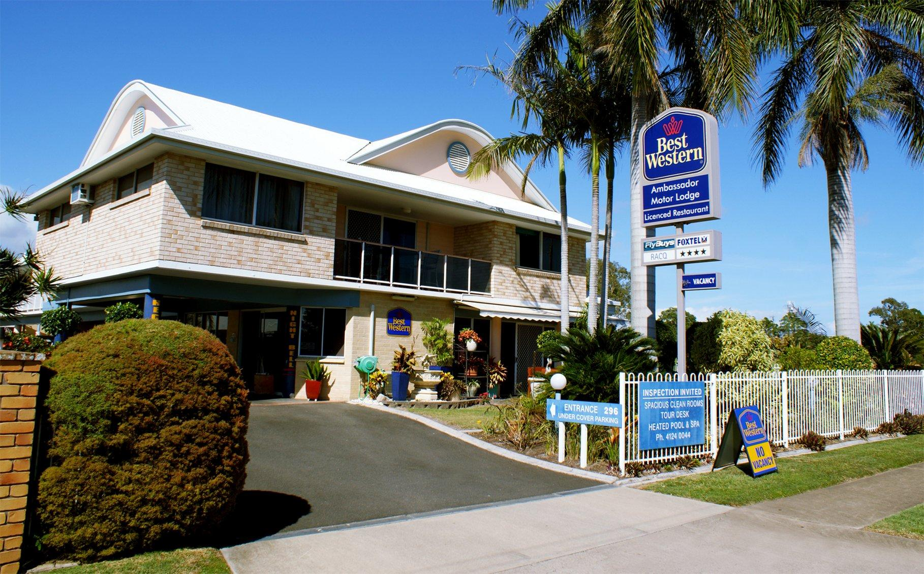BEST WESTERN Ambassador Motor Lodge