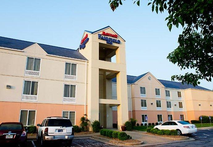 Fairfield Inn Evansville East