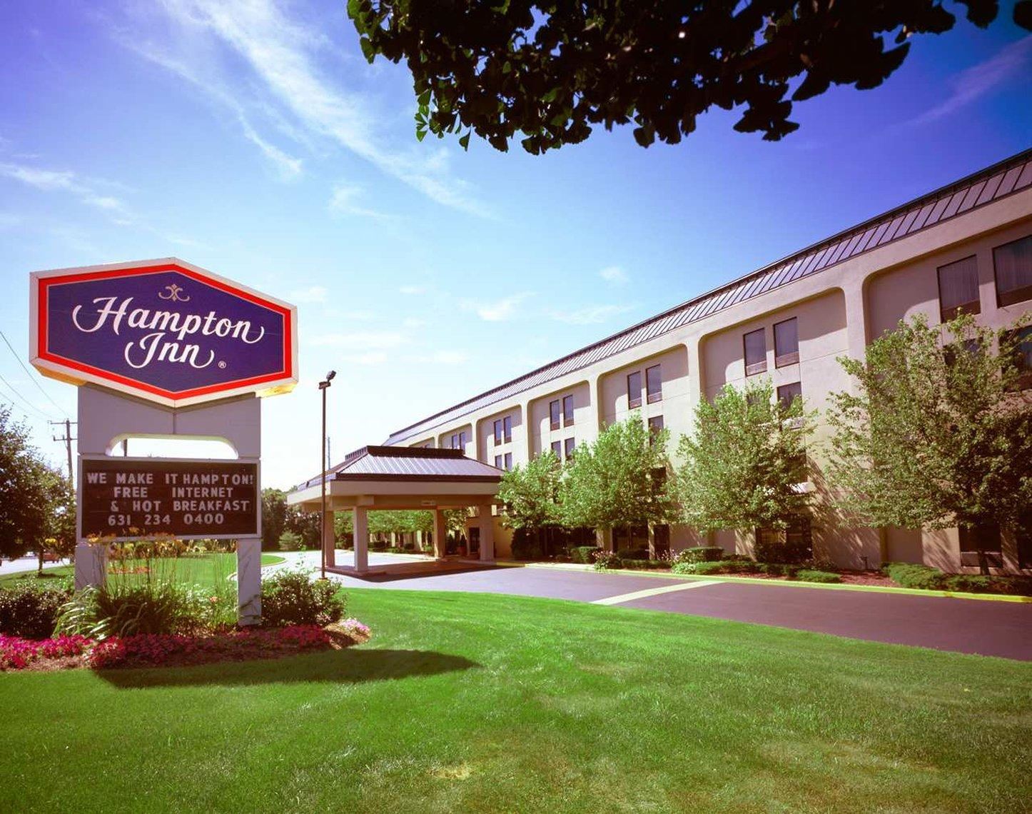 Hampton Inn Long Island/Islandia