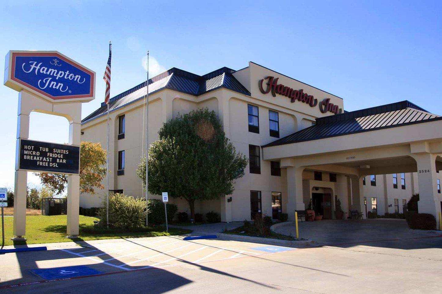 Hampton Inn Weatherford