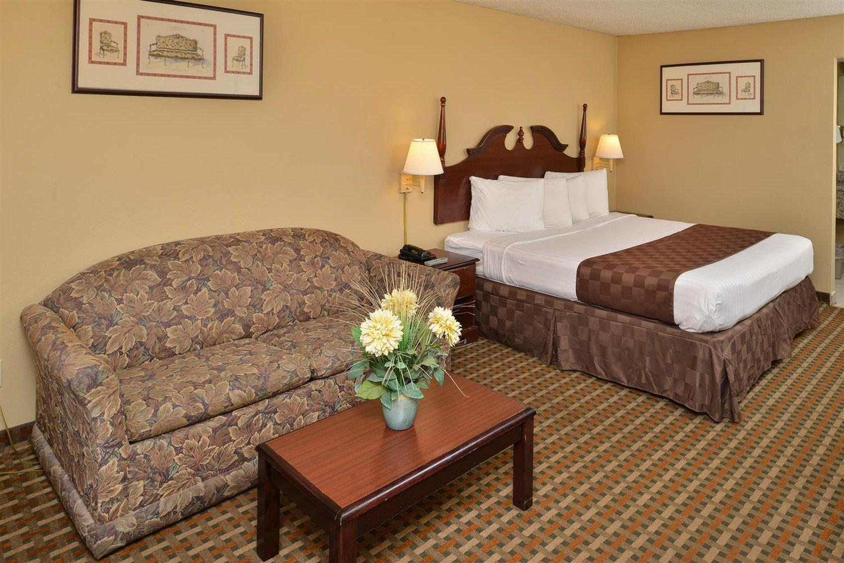 Americas Best Value Executive Inn & Suites Arkadelphia