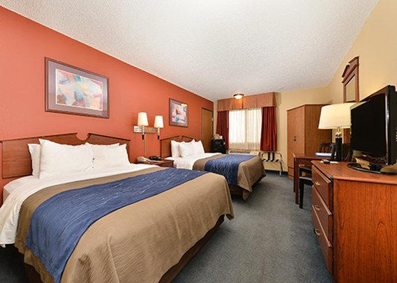 ‪Comfort Inn Scottsbluff‬