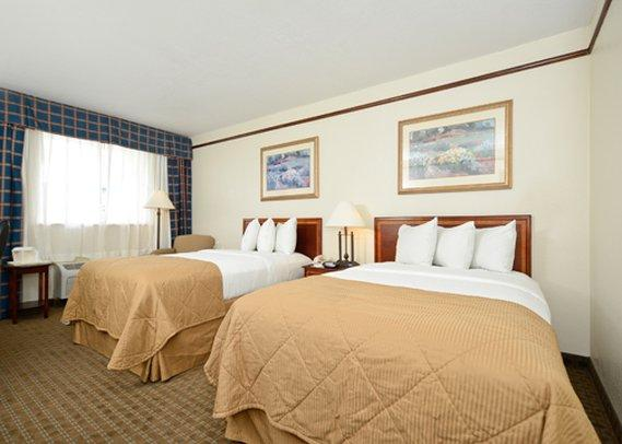 Quality Inn & Suites Near Fort Sam Houston
