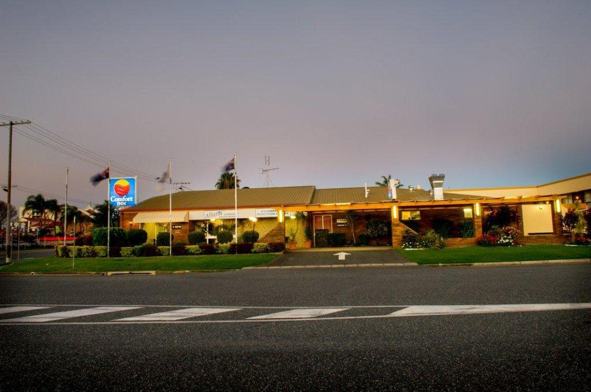 Albert Court Motor Inn