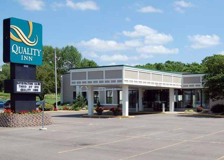 ‪Quality Inn Geneseo‬